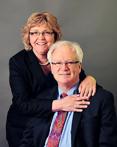 Jeff and Diane McTiernan
